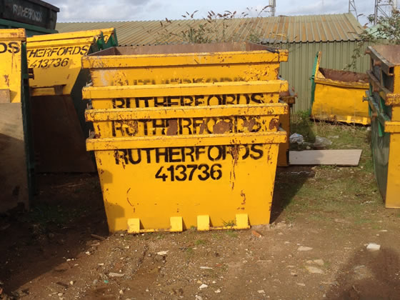 Skip Hire Gloucestershire